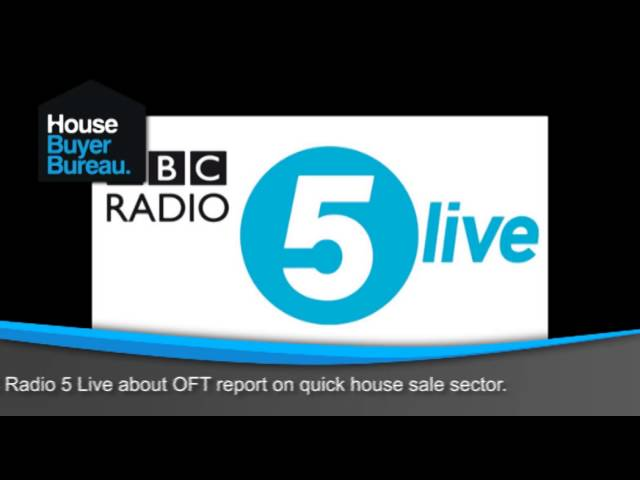 house buyer bureau on radio
