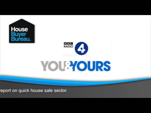 house buyer bureau on radio 4