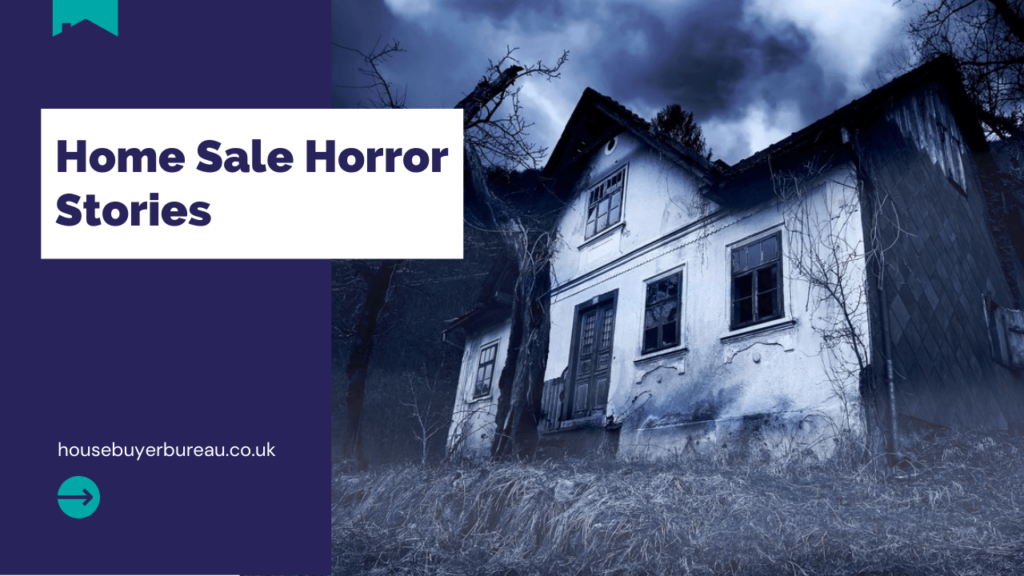 A scary looking house - a blog about home sale horror stories