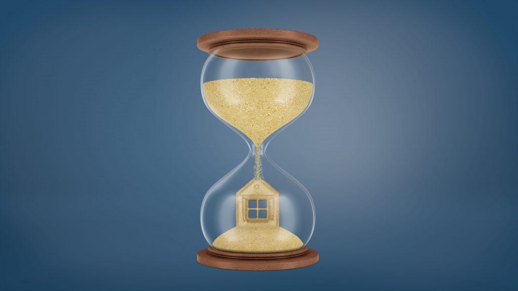hourglass timer