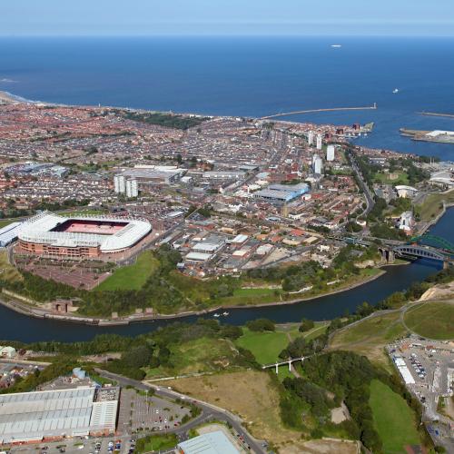 Sunderland skyview