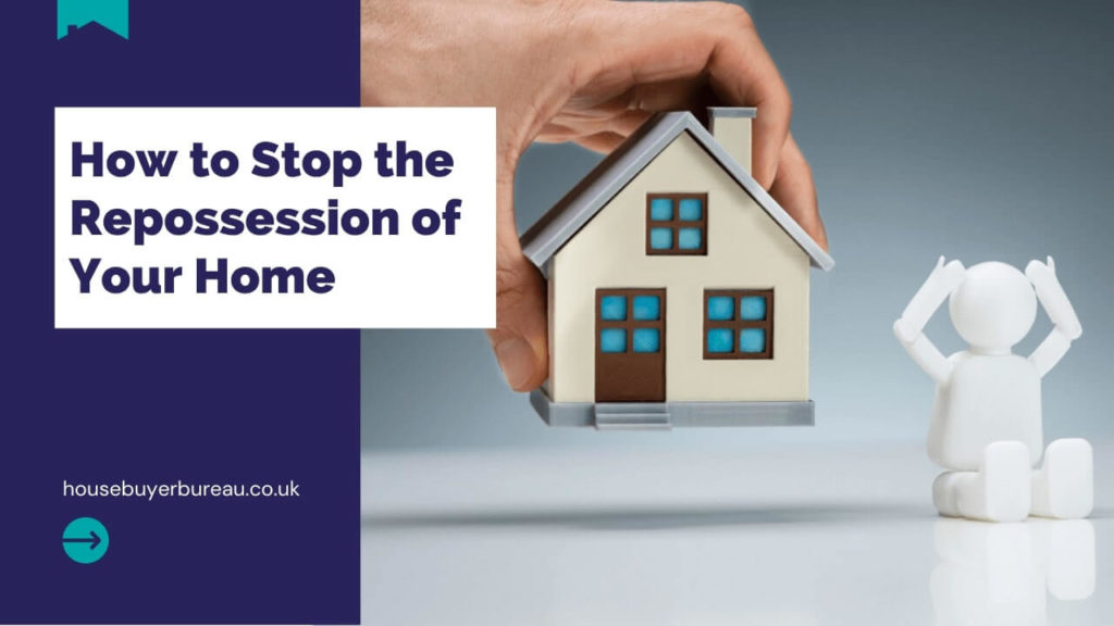 Avoid Home Reposession