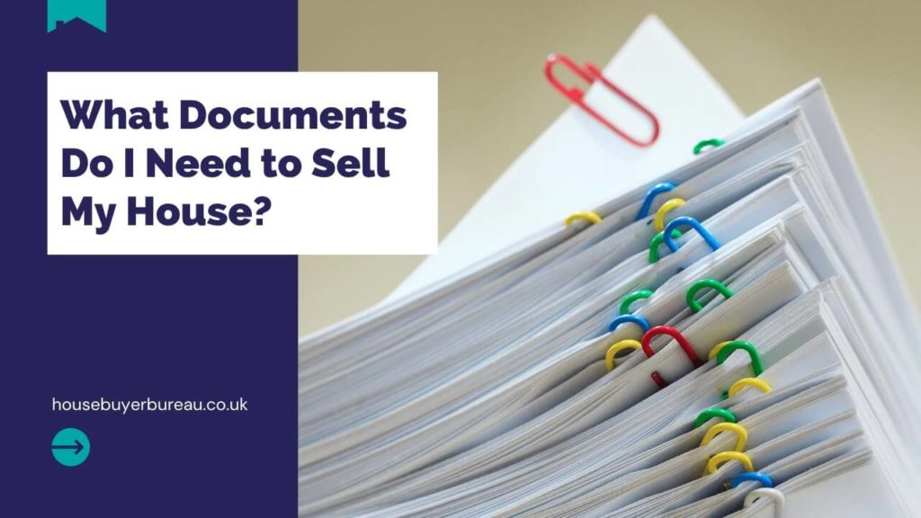 Documents Needed to Sell House