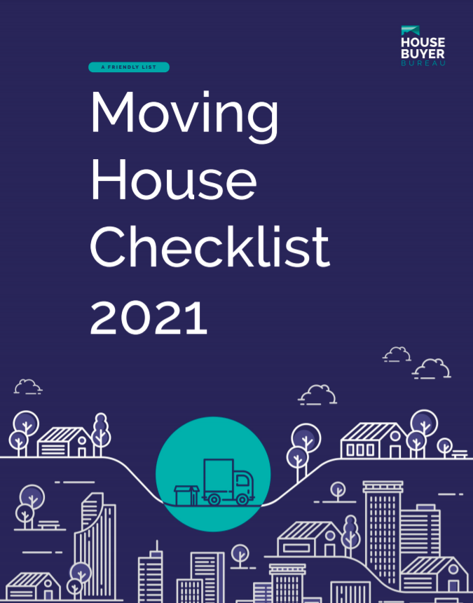 Moving House Checklist 2021
